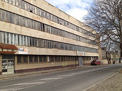 Administrative building - town of Sliven, center, 42 Hadji Dimitar str
