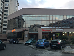 Shop in office building - Sliven, center