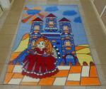 Детски килим Принцеса