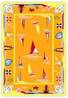 Детски килим-Лодки