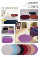 Кръгли и овални килимчета